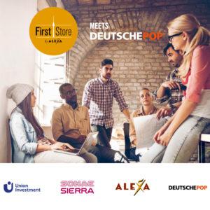 FirstStore . Kooperation mit der Akademie Deutsche POP zur Innovationsförderung des Retail in shopping centern