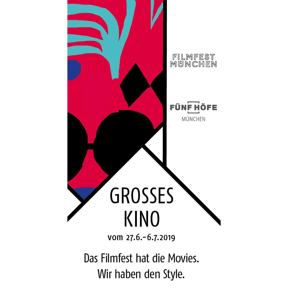 Filmfestival . Kooperation mit dem Filmfestival München für die FÜNF HÖFE